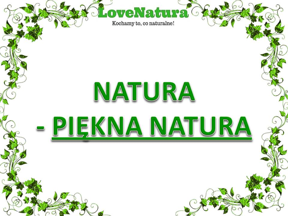 love natura natura piękna natura
