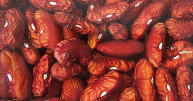 Szybka pasta z czerwonej fasoli i kaszy jaglanej
