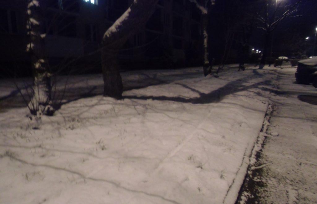 burze śnieżne