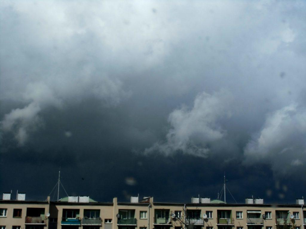 burze w Polsce