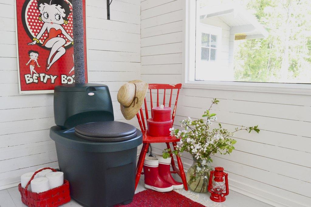 Biolan Sucha toaleta kompostująca