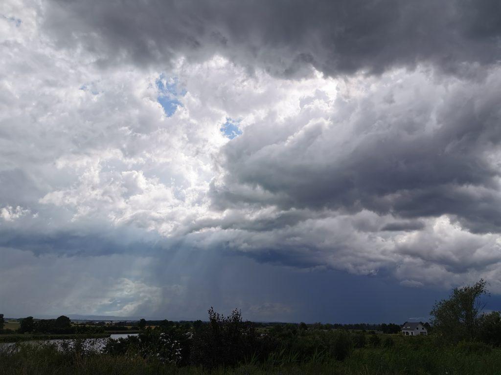 jak powstaje training storms