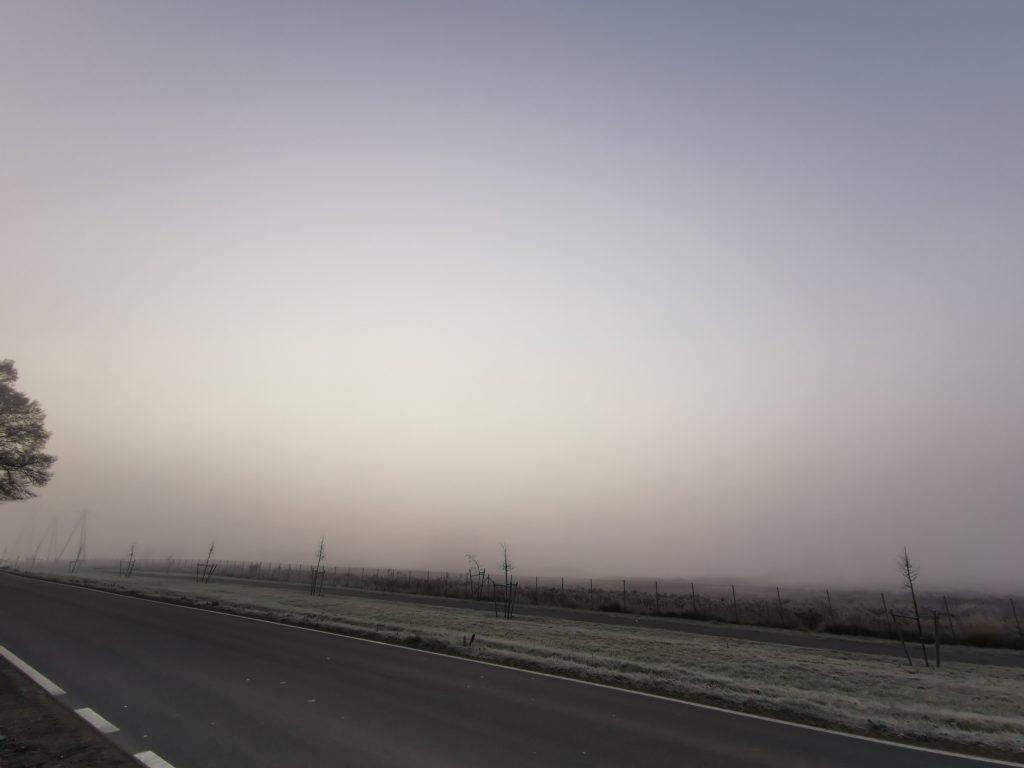 jak powstają mgły