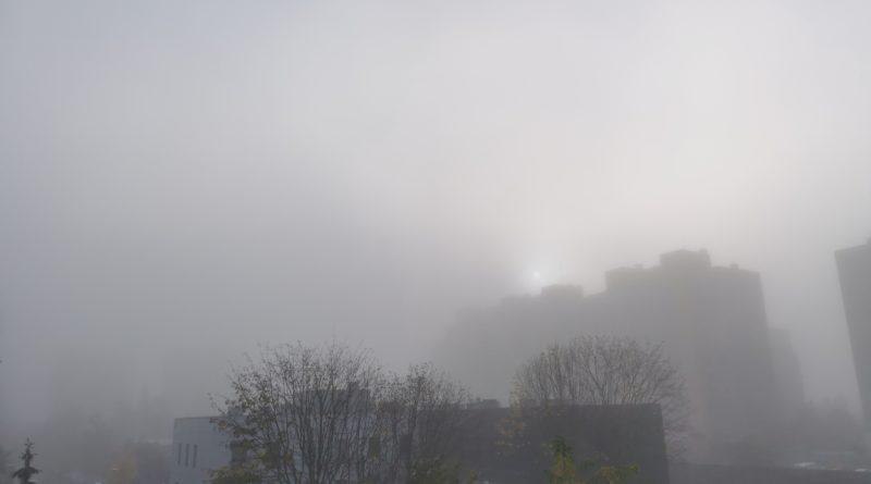 jak powstaje mgła