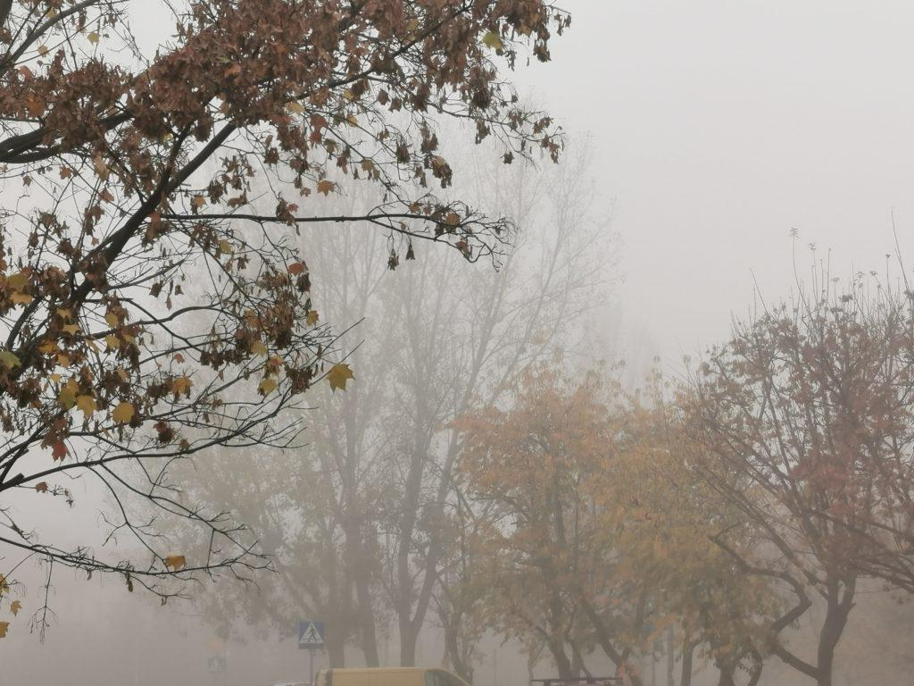 powstawanie mgły